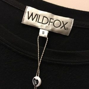 Wildfox Sweaters - NWT Wildfox I'm The Treat Baggy Beach Jumper